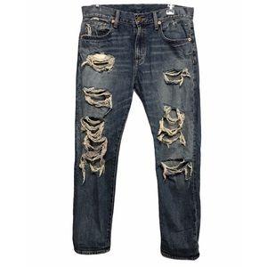 RALPH LAUREN Denim & Supply Boyfriend Jeans